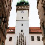 Brno – Régi Városháza