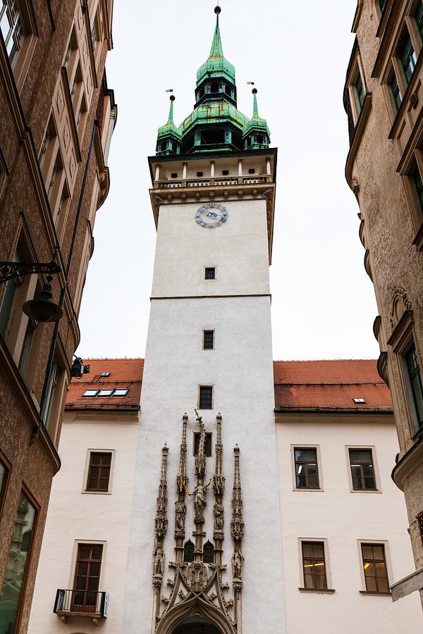 Brno - Régi Városháza
