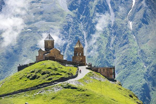 Gergeti Szentháromság Templom