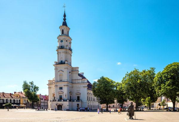 Kaunas - Városháza