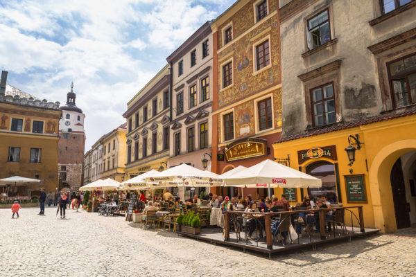 Lublin - óváros