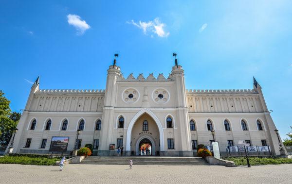 Lublin - kastély