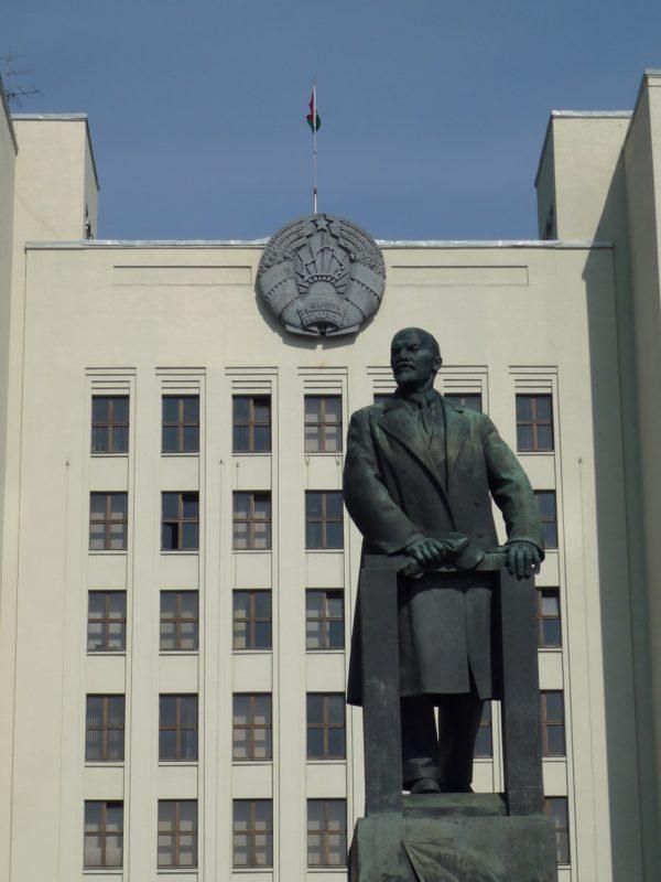 Minszk - Parlament