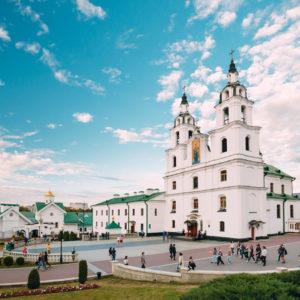 Minszk - Szentlélek székesegyház