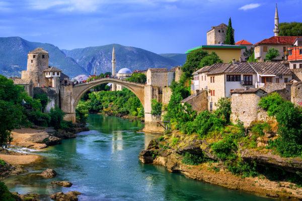Mostar - Öreg híd