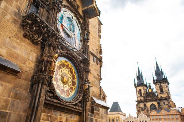 Prága - Orloj