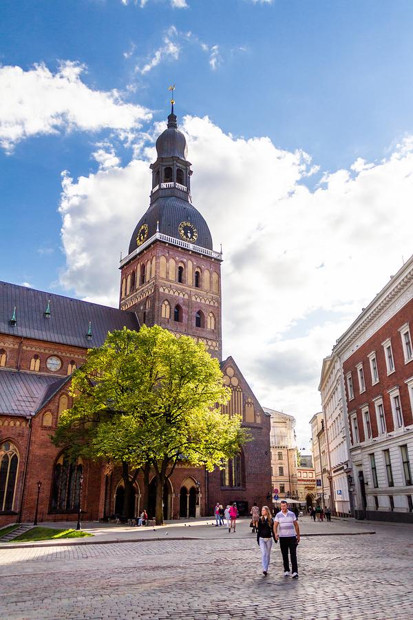 Riga - Dóm
