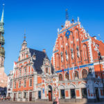 Riga – Feketefejűek háza