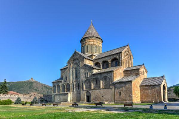 Mtskheta -Svetitskhoveli székesegyház