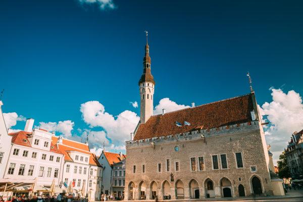 Tallinn - Városháza