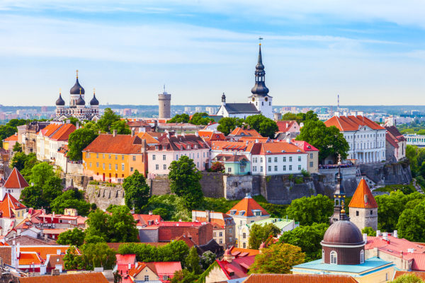 Tallinn - Várdomb