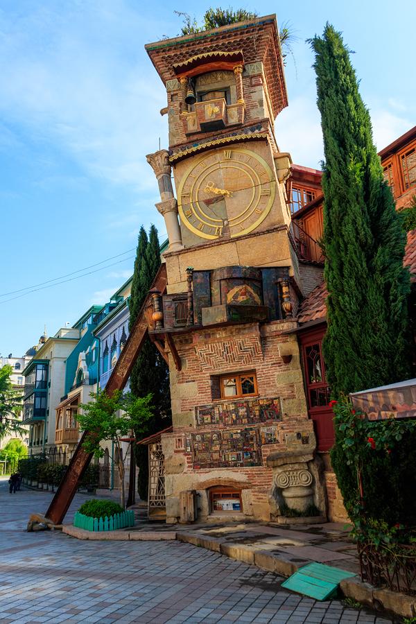 Tbilisi - Bábszínház