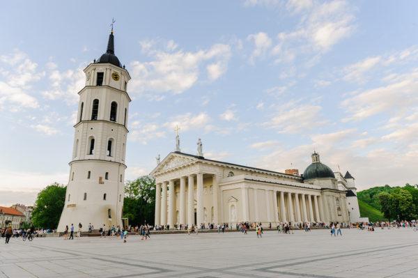 Vilnius - Katedrális