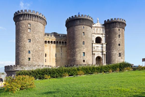 Nápoly - Castel Nuovo