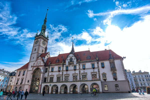 Olomouc - Városháza