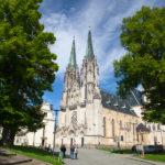 Olomouc – Szent Vencel katedrális
