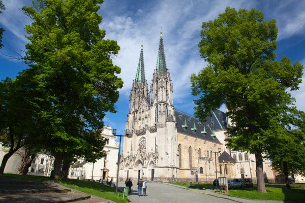 Olomouc - Szent Vencel katedrális