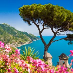 Amalfi - Villa Rufolo